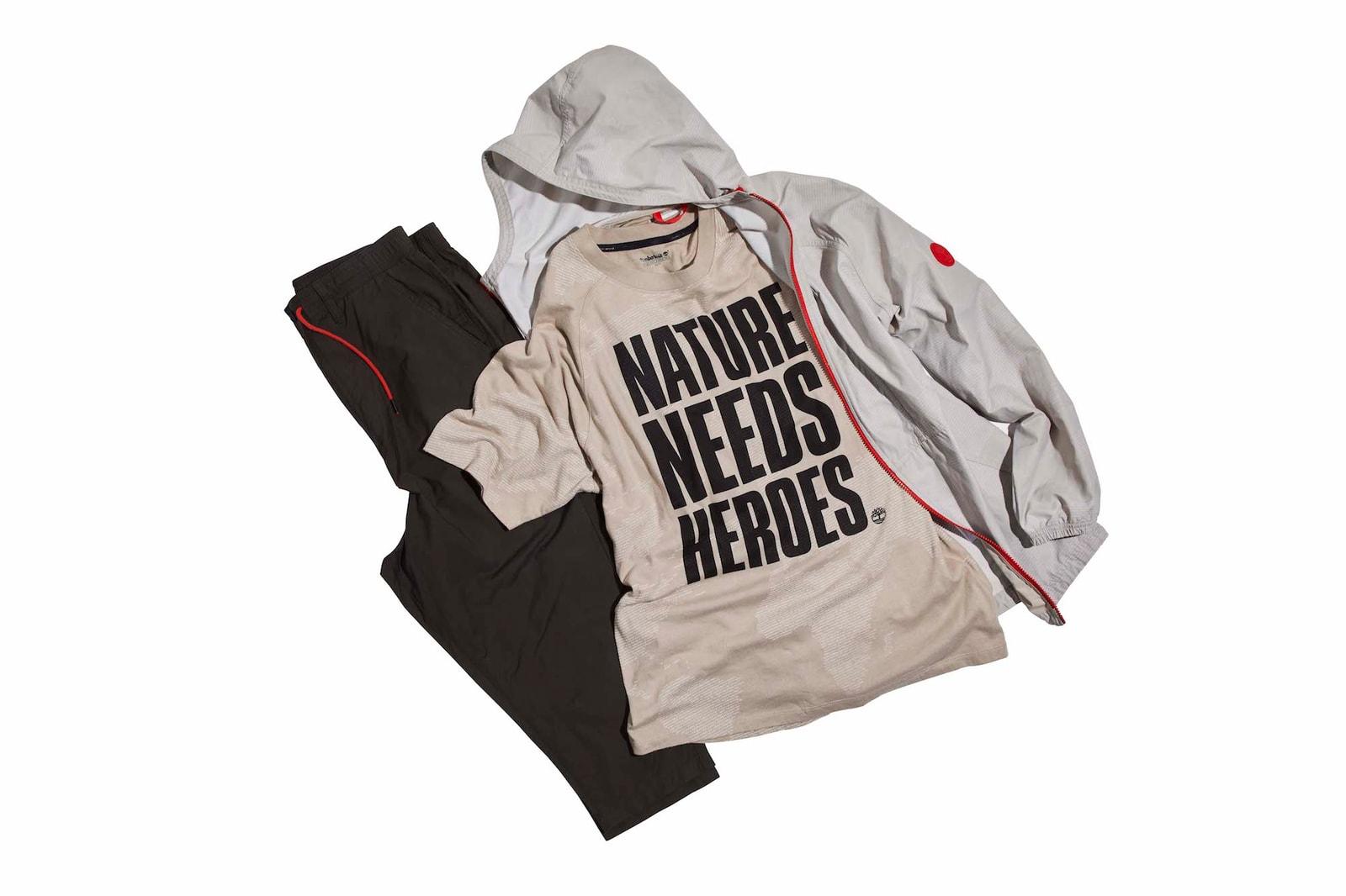 環保理念先行!Timberland 帶來全新 Nature Needs Heroes 系列