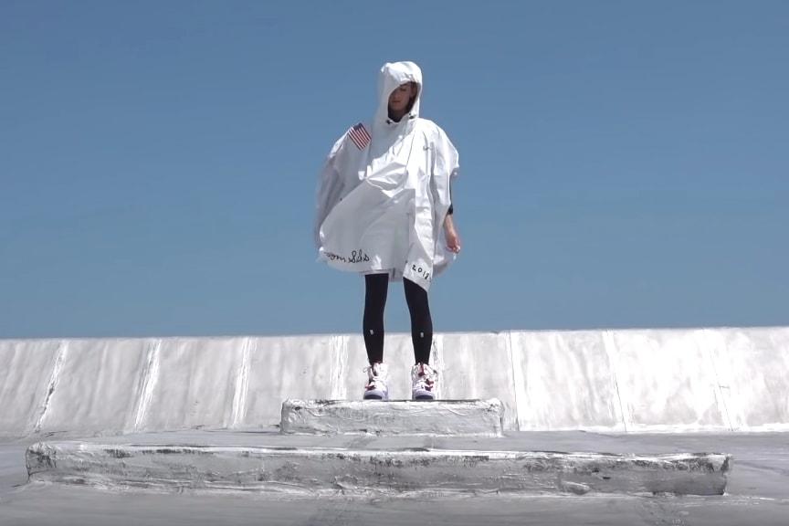 sale retailer e6b99 6466f 太空狂想曲-Tom Sachs x Nike Craft 全新聯乘Poncho 雨衣登場  HYPEBEAST