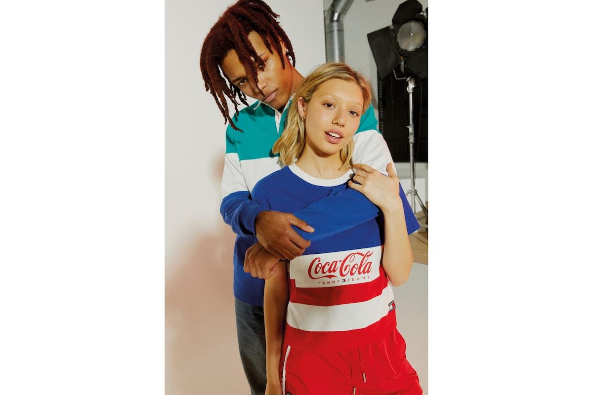 TOMMY HILFIGER 跟 Coca-Cola® 攜手帶來別注系列
