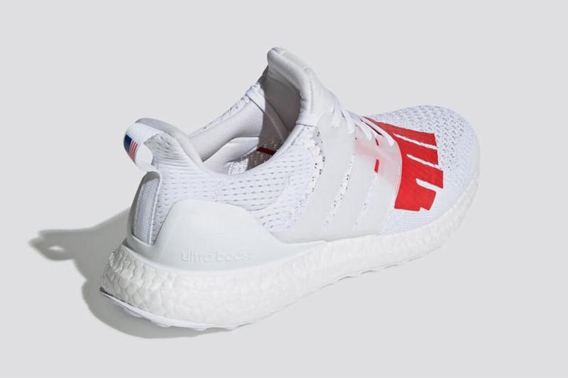 UNDEFEATED x adidas 全新聯乘 UltraBOOST 官方圖片釋出