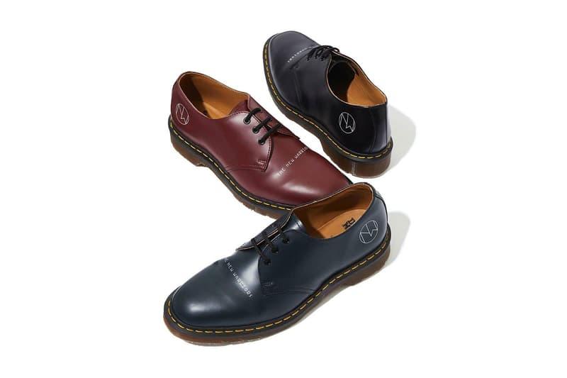 UNDERCOVER x Dr. Martens 全新聯乘鞋款系列上架