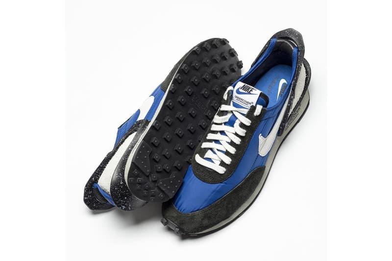 搶先預覽 UNDERCOVER x Nike 全新聯乘 Daybreak 鞋款藍黑版本