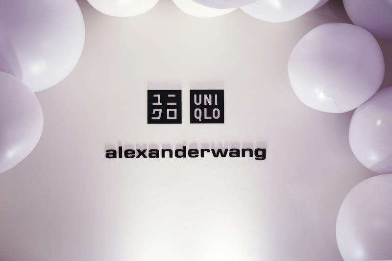 HYPEBEAST 直擊 UNIQLO and alexanderwang 全新 AIRism 聯乘發佈會
