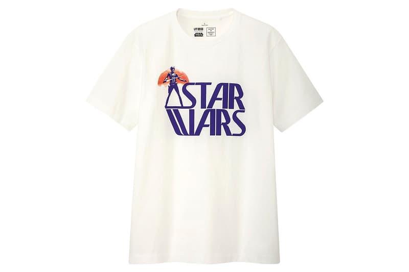 Star Wars x UNIQLO UT 聯乘系列單品完整預覽