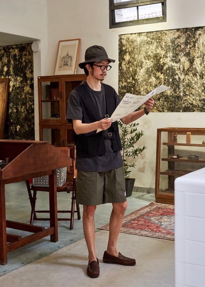 U.Sage 2019 夏季系列 Lookbook 正式發佈