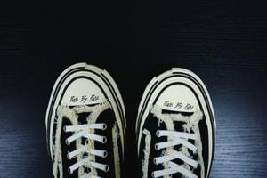 近賞吳建豪新銳品牌 xVESSEL 解構鞋款 Peace by Piece