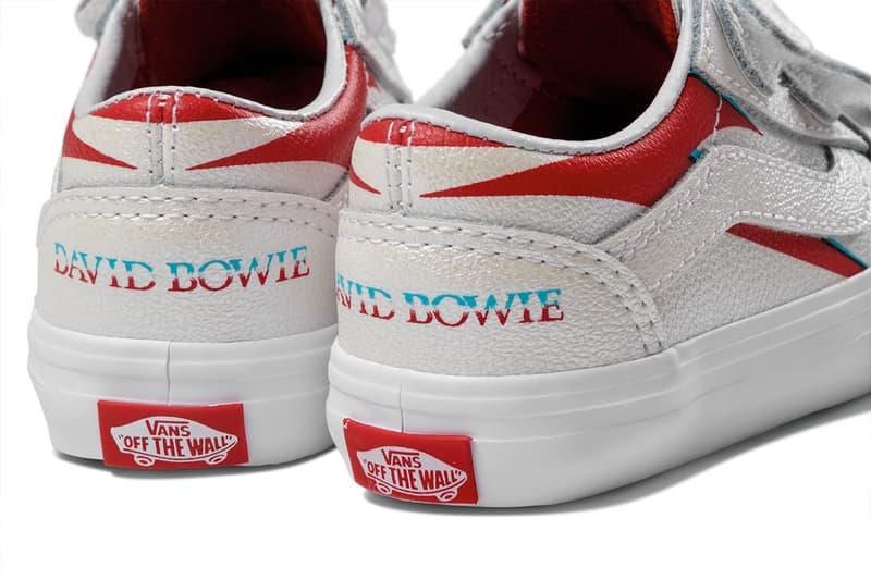 Vans x David Bowie 全新聯乘台灣販售消息公佈