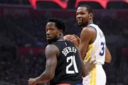 NBA 季後賽 2019 − Warriors 向聯盟寄出比賽錄像抗議 Patrick Beverley 非法防守