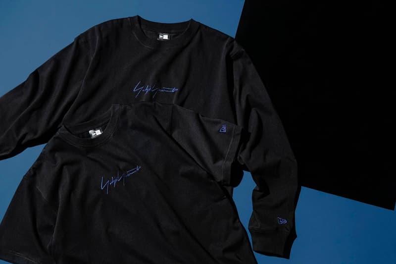 Yohji Yamamoto x New Era 2019 春夏聯乘系列最新單品