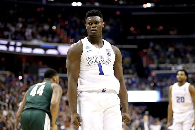 預約狀元!「怪物新人」Zion Williamson 正式宣佈投入 NBA 2019 年選秀