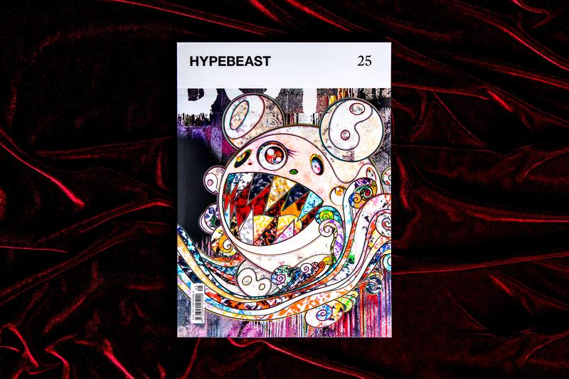 近賞《HYPEBEAST Magazine》第 25 期: The Mania Issue