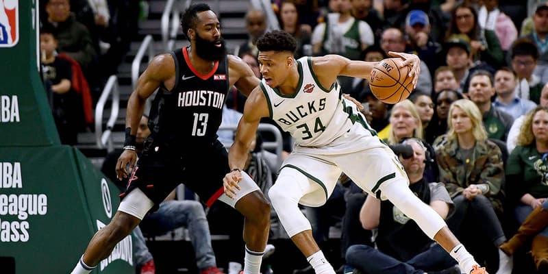 NBA 正式公佈 2018/19 賽季最佳陣容名單