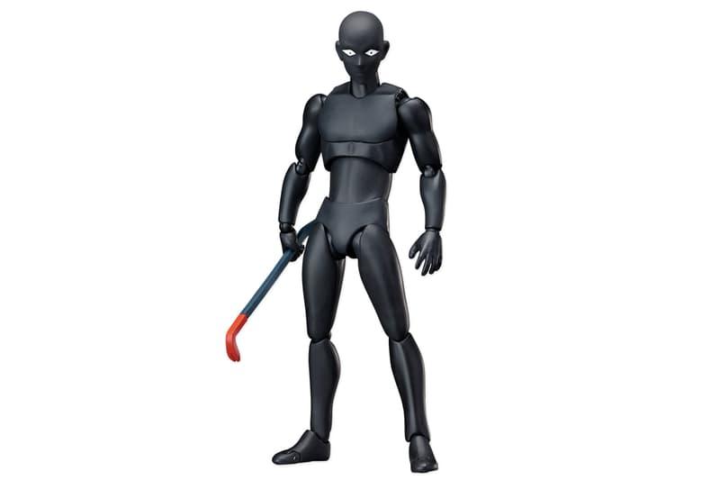 謎の敵人-FREEing 超人氣可動人偶「figma 真・犯人」再次販售決定!
