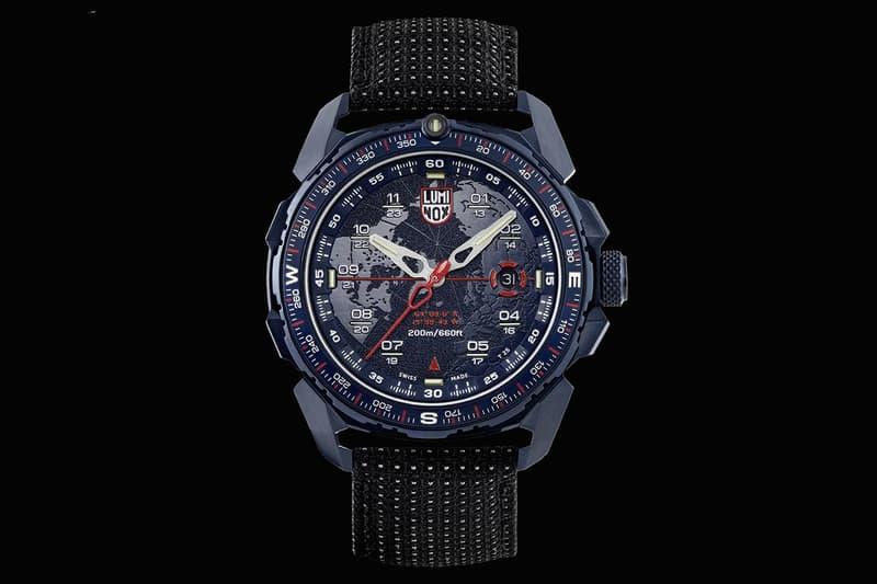 Luminox 再度攜手 ICE-SAR 推出別注版錶款