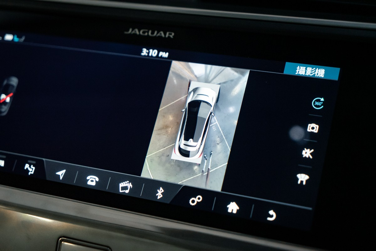 快、狠、準!試駕 Jaguar 首台純電能 SUV I-PACE
