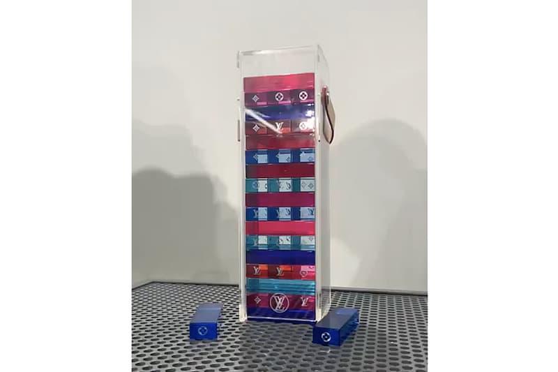 權貴的遊戲-Louis Vuitton 推出價值 $2,000 美元的層層疊積木套裝