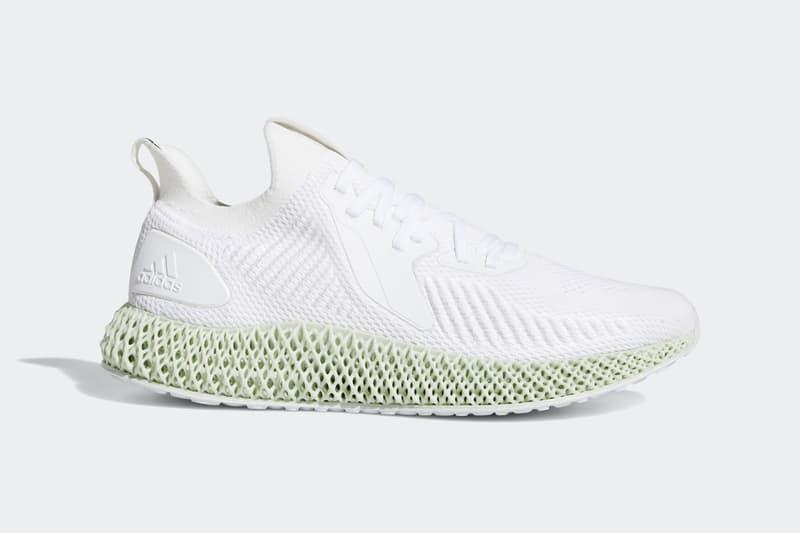 adidas 全新科技跑鞋 ALPHAEDGE 4D 台灣發售情報公開