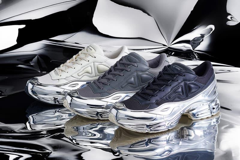 adidas by Raf Simons 2019 春夏全新 RS OZWEEGO 系列發佈