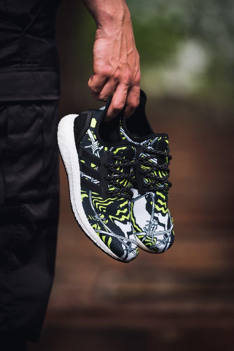 Foot Locker x adidas 全新聯乘 SPEEDFACTORY AM4「柏林」別注配色