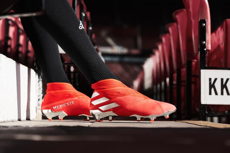 adidas Football 正式發佈全新 NEMEZIZ 19 足球鞋