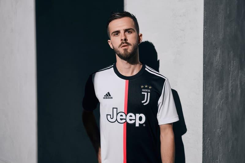 adidas 釋出官方 Juventus 2019/2020  賽季之主場球衣