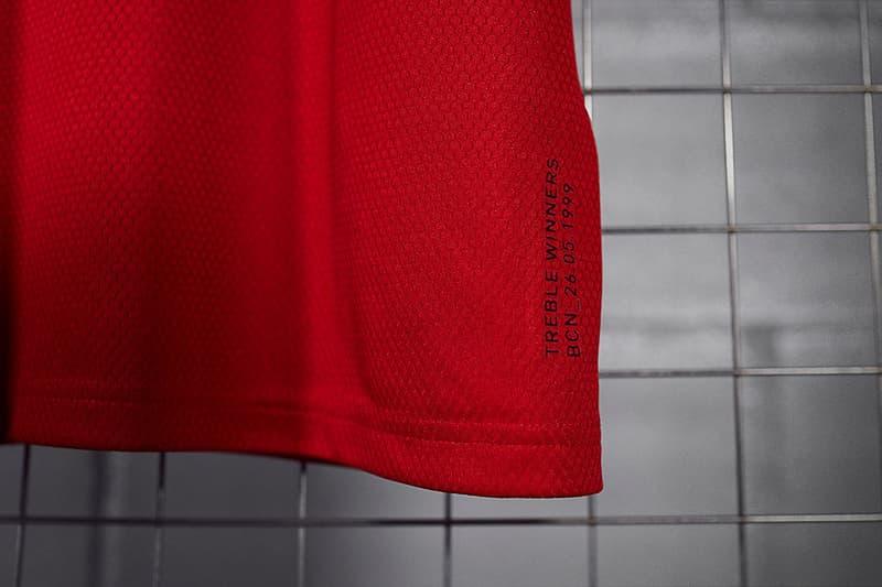 adidas Football 發佈 Manchester United 2019-20 賽季主場球衣