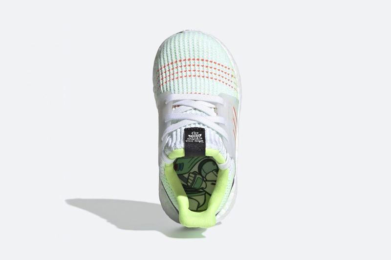 《Toy Story 4》x adidas 全新聯乘 UltraBOOST 19「Buzz Lightyear」登場