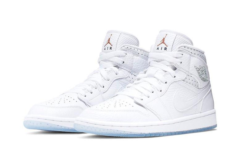 Jordan Brand 為法國國家隊推出 Air Jordan 1 Mid「Nos Differences Nous Unissent」別注配色
