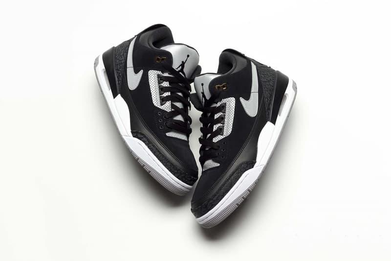 搶先預覽 Air Jordan 3 Tinker 全新配色「Black Cement」