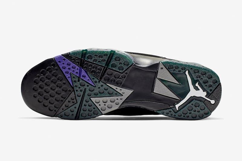 Air Jordan 7 全新配色「Ray Allen」上架消息公佈