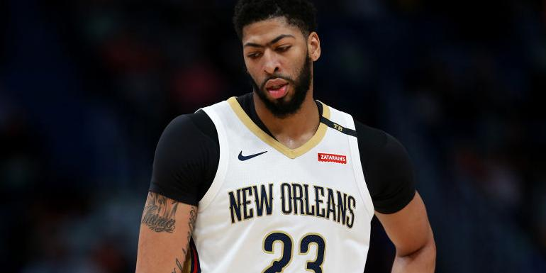 消息稱 Pelicans 贏得狀元簽並未改變 Anthony Davis 請求交易的立場