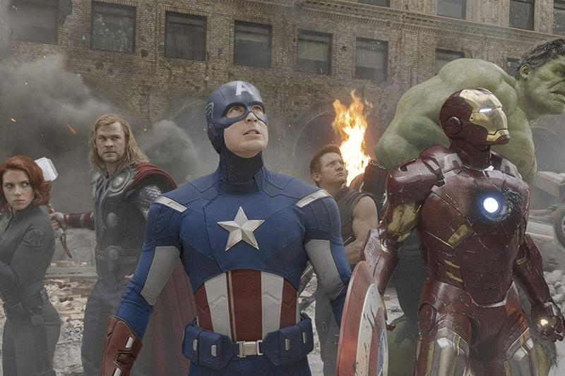 Russo 兄弟導演發佈《The Avengers》紐約大戰之初始 Avengers 成員回憶劇照