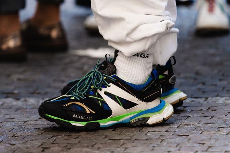 Balenciaga 全新 LED 版 Track Trainer 運動鞋正式上架