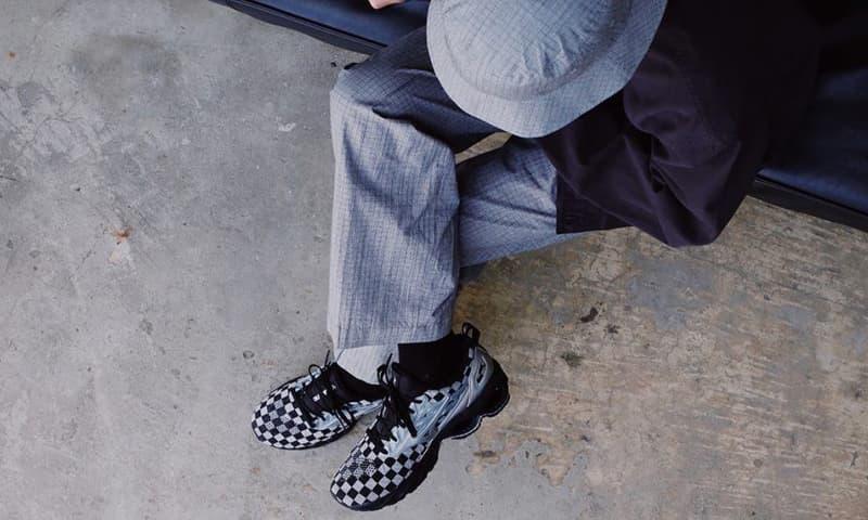 MIZUNO x BEAMS 攜手推出全新 Wave Creation Waveknit 聯名鞋款