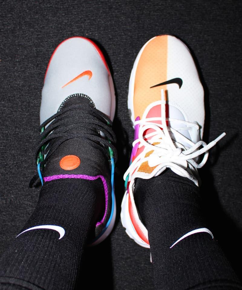 夢回 2016?BEAMS x Nike 全新聯乘 React Presto 諜照釋出