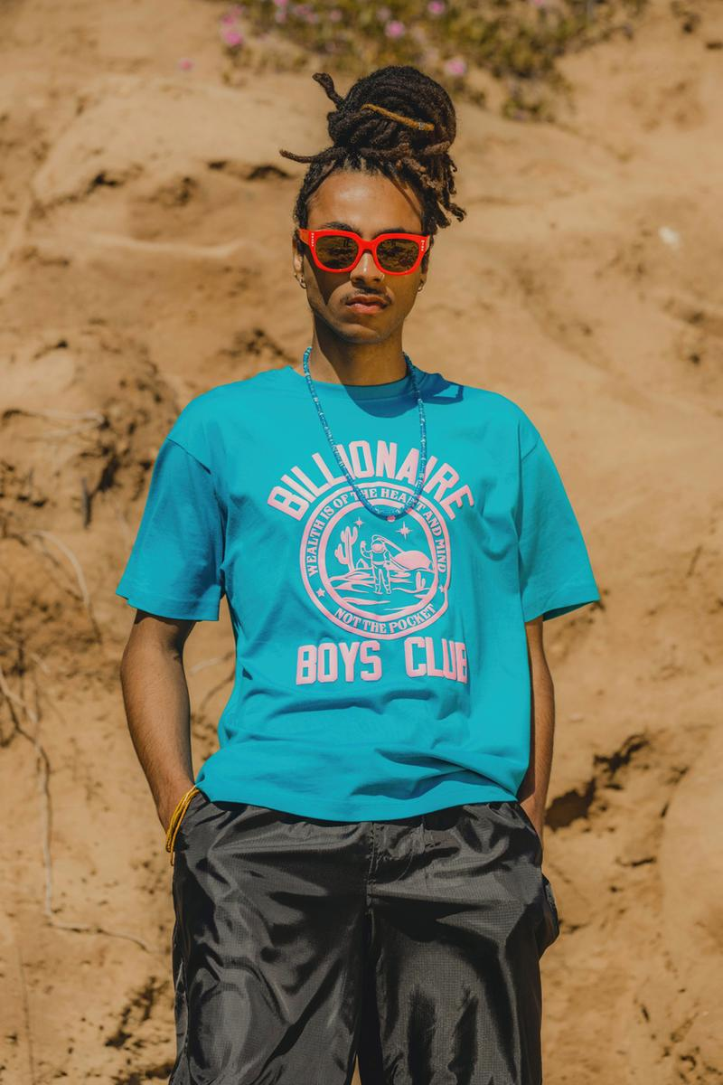 Billionaire Boys Club 發佈 2019 夏季系列 Lookbook