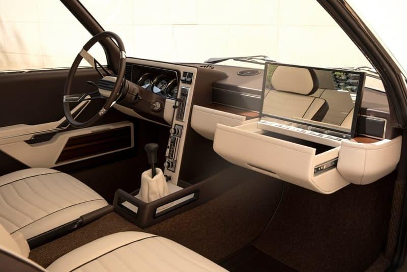 消失 49 年!BMW 再度帶回 1970 年代經典 Garmisch 概念車型