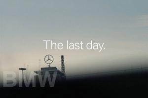 德式幽默 − BMW 全新廣告向 Mercedes-Benz 退休總裁 Dieter Zetsche 致敬