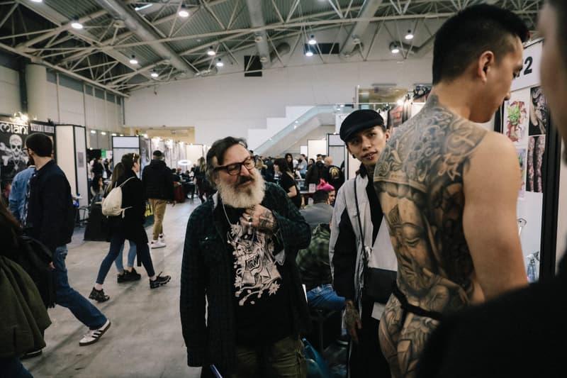 「參賽是與自己的競爭」HYPEBEAST 專訪台灣刺青師 Chris Liang