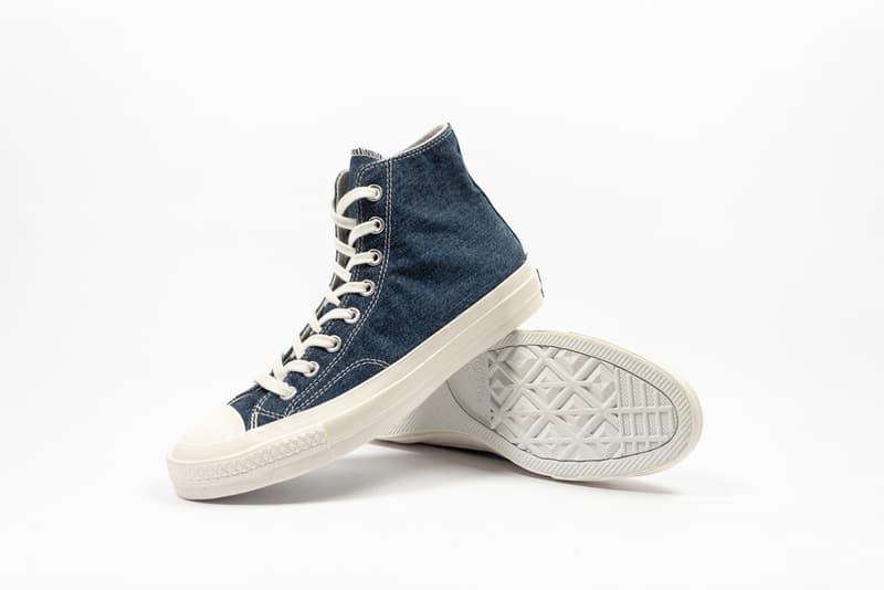 Converse Chuck 70 全新「Blue Denim」系列登場