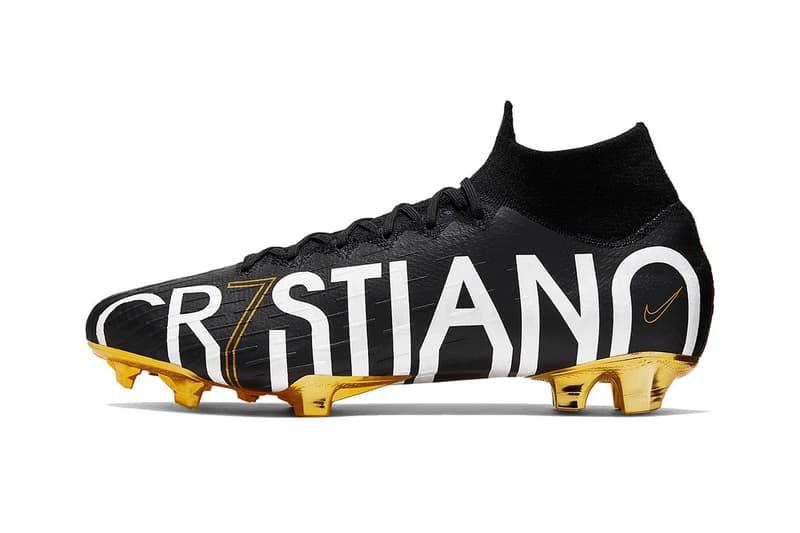 Nike 為 Cristiano Ronaldo 打造 Mercurial Superfly 360 CR7 SE 特別版戰靴