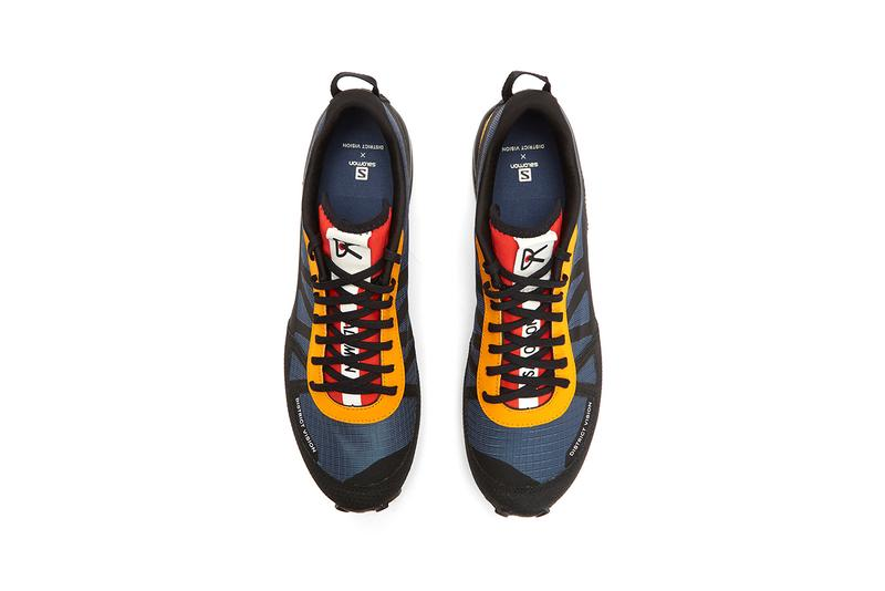 District Vision x Salomon 全新聯乘 DV Mountain Raver 系列上架