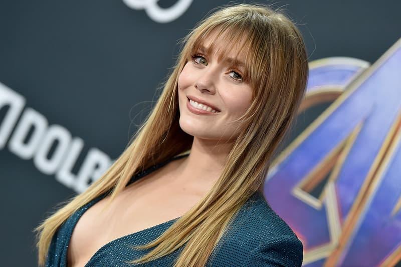 Elizabeth Olsen 繼「Star-Lord」之後亦分享《復仇者聯盟》片場違規拍攝畫面