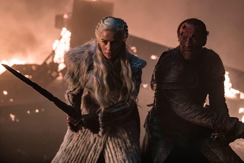 「龍後」Emilia Clarke 透露《Game of Thrones》剩餘集數將更加精彩