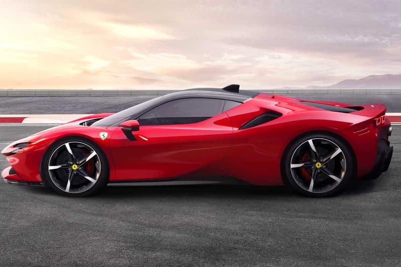 近千匹馬力加持 − Ferrari 全新 Hybrid 車型 SF90 Stradale 發佈