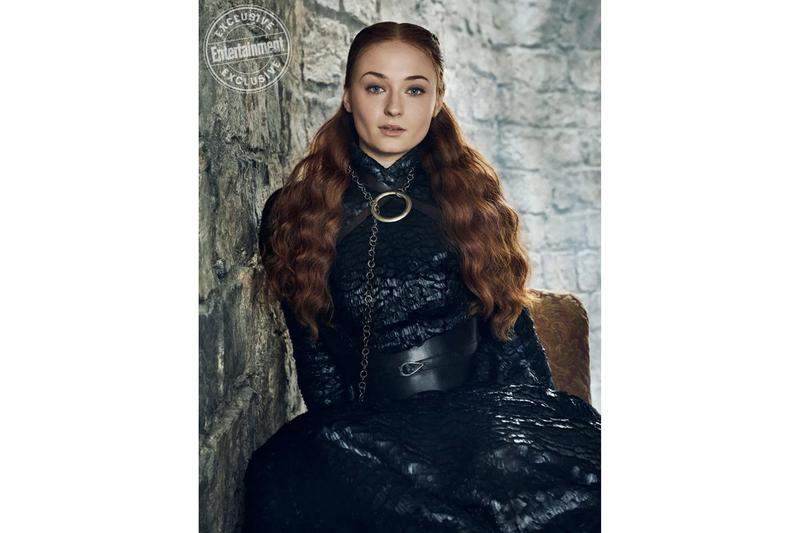 最強 Stark 家族!《Game of Thrones》最終季獨家花絮劇照釋出