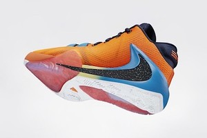 「字母哥」Giannis Antetokounmpo 首款簽名鞋 Nike Zoom Freak 1 發售日期曝光