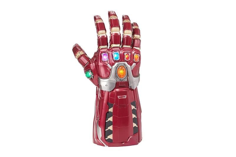 Hasbro 攜手 Marvel 打造 6 英吋《Avengers: Endgame》Iron Man 版本無限手套