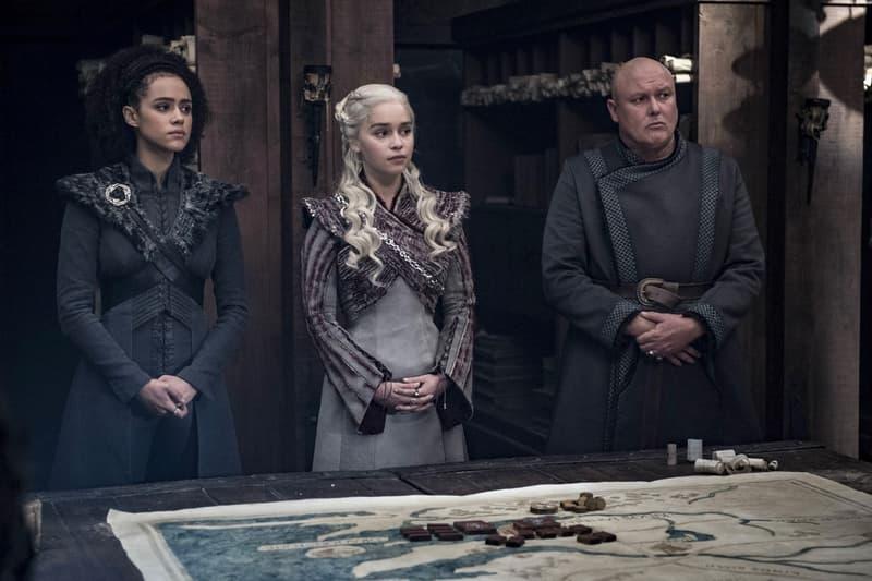 鐵王座・爭奪戰!HBO 搶先釋出《Game of Thrones》最終季第四集全新劇照