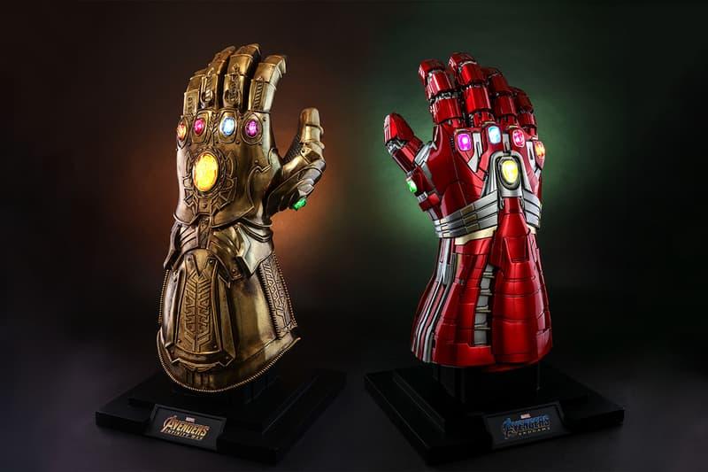 更巨型!Hot Toys 發佈《Avengers: Endgame》Hulk 版本無限手套 1:1 原大珍藏品